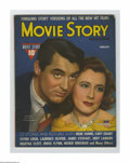 Movie Posters:Miscellaneous, Movie Story Magazine (Fawcett Publications, February, 1941). This is an original movie fanzine full of gossip and romance fo...