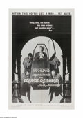 """Movie Posters:Horror, The Premature Burial (American International, 1962). One Sheet (27"""" X 41""""). Offered here is a vintage, theater-used poster f..."""