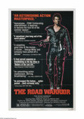 """Movie Posters:Action, The Road Warrior (Warner Brothers, 1982). One Sheet (27"""" X 41""""). Offered here is a vintage, theater-used poster for this sci..."""