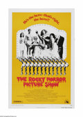 "Movie Posters:Musical, The Rocky Horror Picture Show (20th Century Fox, 1975). One Sheet (27"" X 41""). Offered here is a vintage, theater-used poste..."