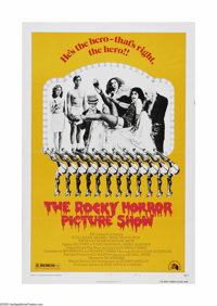 "The Rocky Horror Picture Show (20th Century Fox, 1975). One Sheet (27"" X 41""). Offered here is a vintage, thea..."