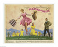 "Movie Posters:Musical, The Sound Of Music (20th Century Fox, 1965). Title Lobby Card (11"" X 14""). Offered here is a vintage, theater-used title car..."