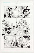 Original Comic Art:Panel Pages, Andrea Di Vito, Rob Hunter, and Others The First Story Pagesfrom Three Issues (CrossGen, 2001 et Seq.... (Total: 4Original Art)
