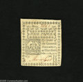 Colonial Notes:Connecticut, Connecticut October 11, 1777 4d Choice About New+++.A wonderfulexample printed on the much scarcer white paper which is abo...
