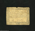 Colonial Notes:Maryland, Maryland August 14, 1776 $1 1/3 Fine. A moderately circulatedexample of this difficult 1776 issue that has a small piece m...