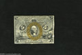 Fractional Currency:Second Issue, Fr. 1232SP Narrow Margin Face 5c Second Issue New. A nice narrow margin face specimen that would grade choice but for some p...
