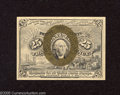 Fractional Currency:Second Issue, Fr. 1283 25c Second Issue Gem New. An abundantly margined gem with blinding bronzing and the look of a real winner....