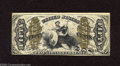 Fractional Currency:Third Issue, Fr. 1350 50c Third Issue Justice Extremely Fine. A lightly circulated example of this much more difficult red back Justice w...