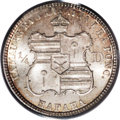 Coins of Hawaii: , 1883 25C Hawaii Quarter MS66 PCGS. Thanks to a 1960s hoard, thequarter is the denomination of Hawaiian coinage most abunda...