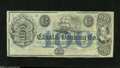 Obsoletes By State:Louisiana, New Orleans, LA- Canal & Banking Co. $100 18__ This is a very colorful issue with a blue tinted face and an ornate back. ...