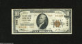 National Bank Notes:Colorado, Denver, CO - $10 1929 Ty. 2 The United States NB Ch. # 7408 ThisColorado National retains good color, snap and has sou...