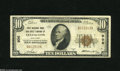 National Bank Notes:Kentucky, Lexington, KY - $10 1929 Ty. 1 First NB & TC Ch. # 906 Thiscolorful note off the second bank chartered in the town has...