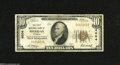 National Bank Notes:Wyoming, Sheridan, WY - $10 1929 Ty. 1 The First NB Ch. # 4604 Westernstates are always popular and this note should prove to ...