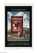 """Movie Posters:Adventure, Bronco Billy (Warner Brothers, 1980). One Sheet (27"""" X 41"""").Offered here is a vintage, theater-used poster for this romanti..."""