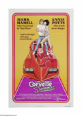 """Movie Posters:Adventure, Corvette Summer (MGM, 1978). One Sheet (27"""" X 41""""). Offered here isa vintage, theater-used poster for this adventure/comedy..."""