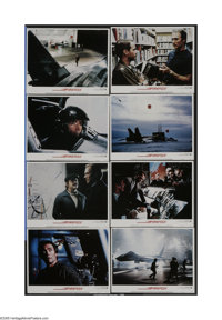 "Firefox (Warner Brothers, 1982). Lobby Card Set of 8 (11"" X 14""). Offered here is a vintage, theater-used lobb..."