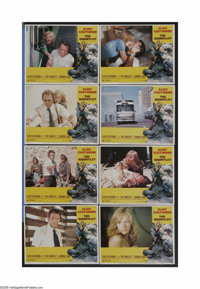 "The Gauntlet (Warner Brothers, 1977). Lobby Card Set of 8 (11"" X 14""). Offered here is a vintage, theater-used..."