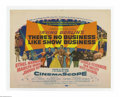 """Movie Posters:Musical, There's No Business Like Show Business (20th Century Fox, 1954). Title Card and Lobby Cards (5) (11"""" X 14""""). These are vinta... (6 items)"""