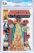 Modern Age (1980-Present):Science Fiction, Masters of the Universe #3 (Marvel, 1986) CGC NM+ 9.6 Whitepages....