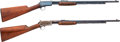 Long Guns:Slide Action, Lot of Two Winchester Model 62 Slide Action Rifle.... (Total: 2Items)