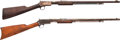 Long Guns:Slide Action, Lot of Two Model 1890 Winchester Slide Action Rifles.... (Total: 2Items)