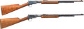 Long Guns:Slide Action, Lot of Two Winchester Model 62A Slide Action Rifles.... (Total: 2Items)