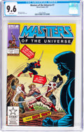 Modern Age (1980-Present):Science Fiction, Masters of the Universe #7 (Marvel, 1987) CGC NM+ 9.6 Whitepages....