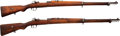 Long Guns:Bolt Action, Lot of Two Turkish ASFA Ankara Bolt Action Mauser Rifles.... (Total: 2 Items)