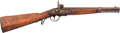 Long Guns:Muzzle loading, Austrian Furwirth 1842 Saddle Ring Carbine....