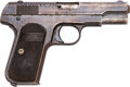 Handguns:Semiautomatic Pistol, Colt Model 1903 Hammerless Pocket Semi-Automatic Pistol....
