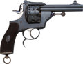 Handguns:Double Action Revolver, Niemeyer & Co. Neuestes Model Wild West Double Barrel Double Action Revolver....