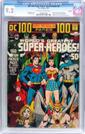 Bronze Age (1970-1979):Superhero, DC 100-Page Super Spectacular #6 Boston Pedigree (DC, 1971) CGC NM- 9.2 Off-white to white pages....