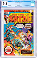 Bronze Age (1970-1979):Superhero, Son of Satan #1 (Marvel, 1975) CGC NM+ 9.6 Off-white to whitepages....