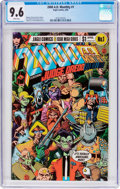 Modern Age (1980-Present):Science Fiction, 2000 A.D. Monthly #1 (Eagle, 1985) CGC NM+ 9.6 White pages....