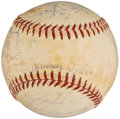 Autographs:Baseballs, 1959 Detroit Tigers Team Signed Baseball (21 Signatures).. ...