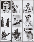 "Movie Posters:Academy Award Winners, Lawrence of Arabia (Columbia, R-1972). Photos (24) (8"" X 10"").Academy Award Winners.. ... (Total: 24 Items)"