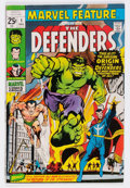 Bronze Age (1970-1979):Superhero, Marvel Feature #1 The Defenders (Marvel, 1971) Condition: FN+....