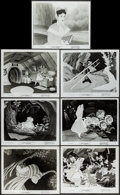 "Movie Posters:Animation, Alice in Wonderland (RKO, 1951). Photos (13) (8"" X 10""). Animation.. ... (Total: 13 Items)"