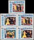 """Movie Posters:Musical, There's No Business Like Show Business (20th Century Fox, 1954). Lobby Cards (5) (11"""" X 14""""). Musical.. ... (Total: 5 Items)"""