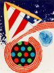 James Rosenquist (1933-2017) A Free for All, 1976 Lithograph in colors on Rives BFK paper 26 x 19-5/8 inches (66.0 x