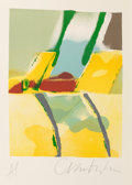 Fine Art - Work on Paper:Print, John Chamberlain (1927-2011). Untitled (six works), n.d..Screenprints in colors on Arches paper. 19 x 14-3/4 inches (48...(Total: 6 Items)