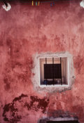 Photographs, Jeffrey Becom (American, b. 1953). Pink Walls with Clothespins,Villefranche, France, 1981. Dye bleach. 19-1/2 x 13-1/4 ...