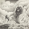 Animation Art:Concept Art, The Lion King CD Cover Preliminary Drawing (Walt Disney, c. 1990s).... (Total: 3 Items)