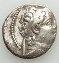 Ancients:Ancient Lots  , Ancients: ANCIENT LOTS. Seleucid Kingdom. Demetrius II Nicator(second reign, 129-125 BC). Lot of two (2) AR tetradrachms.VF, porosity,... (Total: 2 coins)