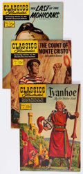 Silver Age (1956-1969):Classics Illustrated, Classics Illustrated Group of 68 (Gilberton, 1960s) Condition:Average VG/FN.... (Total: 68 Comic Books)