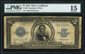 Large Size:Silver Certificates, Fr. 282 $5 1923 Silver Certificate PMG Choice Fine 15.. ...