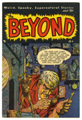 "Golden Age (1938-1955):Horror, The Beyond #5 Davis Crippen (""D"" Copy) pedigree (Ace, 1951)Condition: VF...."