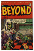 "Golden Age (1938-1955):Horror, The Beyond #16 Davis Crippen (""D"" Copy) pedigree (Ace, 1952)Condition: FN+...."