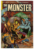 "Golden Age (1938-1955):Horror, Monster #2 Davis Crippen (""D"" Copy) pedigree (Fiction House, 1953)Condition: FN...."