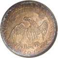 Bust Half Dollars: , 1815/2 50C MS64 NGC. O-101a, R.2. A fantastic example of thisrarity that is one of the top dozen known, and tied with seve...